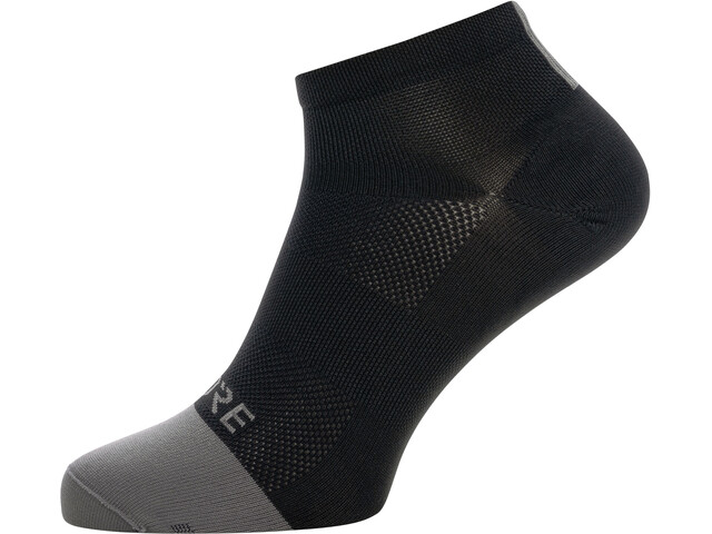 GORE WEAR M Light Short Socks Unisex black/graphite grey